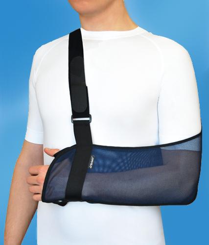 Бандаж на плечевой сустав косыночный новое в лечении коленных суставов