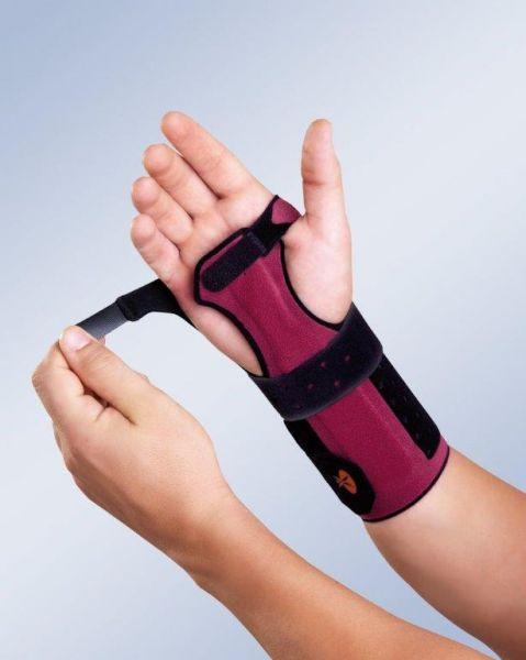 Ортез на лучезапястный сустав купить в москве протезирование тазобедренного сустава методом