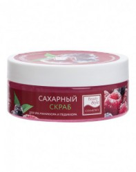Beauty Style Сахарный скраб для SPA маникюра и педикюра, 150мл, 4515877A