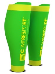 Compressport Гетры R2V2 Fluo (Race & Recovery)